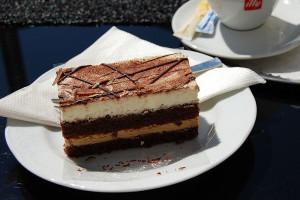 Cappucino kake
