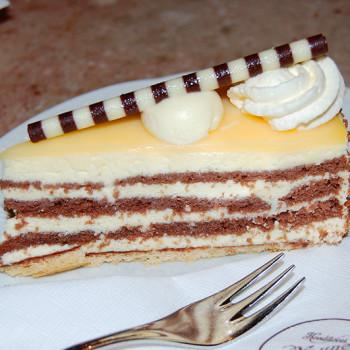 Eggelikør kake - Østerrikes søte sider