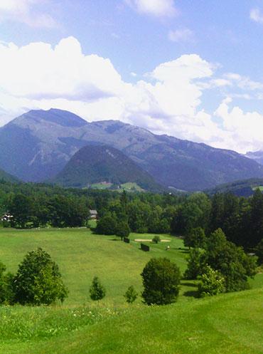 Golfclub Salzkammergut, Østerrike