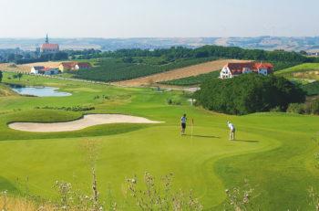 Golf i Østerrike