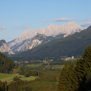 Admont, Steiermark, Østerrike.