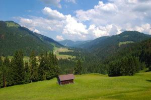 Bregenzerwald, Vorarlberg, Østerrike