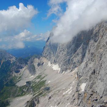Dachstein, Steiermark, Østerrike.