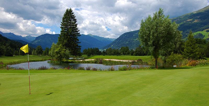 Golfclub Lungau, Østerrike, golf