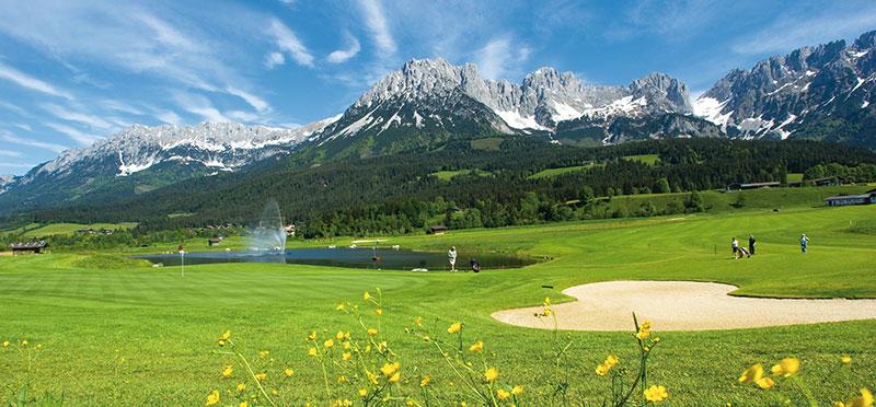 Golf, Tirol, Østerrike