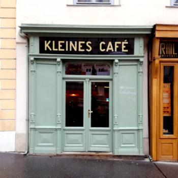 Kleines Café, Wien, Østerrike