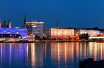 Linz, Donau, Oberösterreich, Østerrike