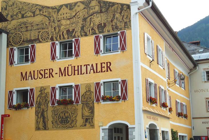 Youth Hotel Mauser, Mauterndorf, Salzburgerland, Østerrike