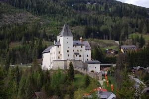 ridderborger Burg Mauterndorf, Østerrike