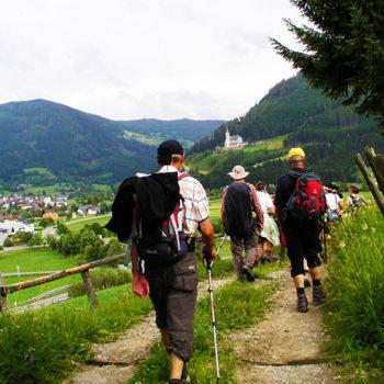 Tamsweg, Mauterndorf, Lungau, SalzburgerLand, Østerrike