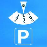 parkeringsskive