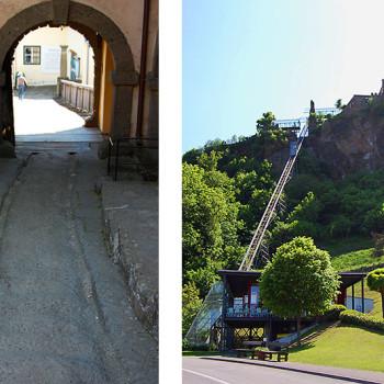 Riegersburg, Steiermark, Østerrike.