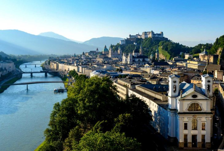 Salzburg, Østerrike