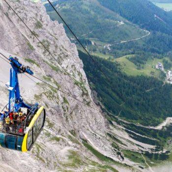 Dachstein Skywalk, Steiermark, Østerrike