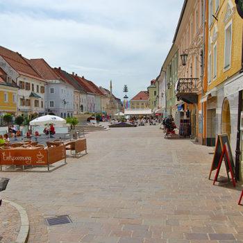 Historiske byer, St. Veit an der Glan, Kärnten, Østerrike
