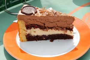 Truffel torte -søte sider