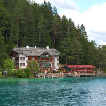 Weissensee, Kärnten, Østerrike
