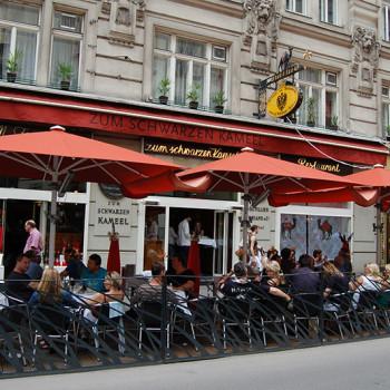 Zum Schwarzen Kameel, Wien, Østerrike