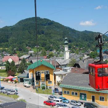 St. Gilgen, Salzburgerland, Østerrike