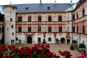 Schloss Tratzberg, Tirol, Østerrike