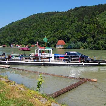 Donau, På bilferie i Østerrike