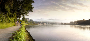 Donau, Østerrike