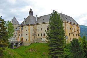 Schloss Moosham, Lungau, Salzburg, Østerrike