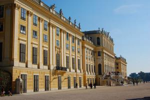 Slott Schönbrunn, Wien, Østerrike