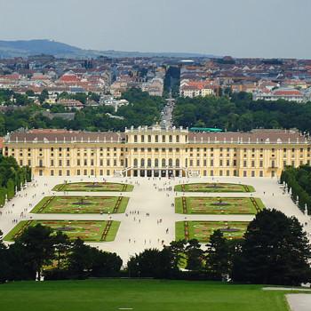 Weekend i Wien - Keiserpalasset Schönbrunn, Wien, Østerrike