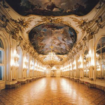 Grosse Galerie, Keiserpalasset Schönbrunn, Wien, Østerrike