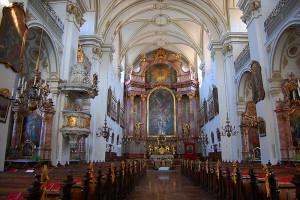 Michaelerkirche, Steyr, Oberösterreich, Østerrike