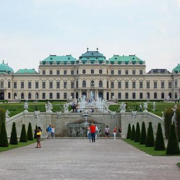 Schloss Belvedere, Wien, Østerrike