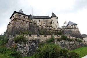 Burg Hochhosterwitz , Kärnten, Østerrike.