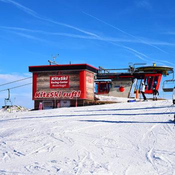 Alpinparadiset Resterhöhe, Mittersill, Salzburgerland, Østerrike
