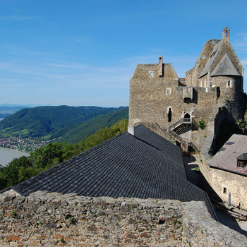 Burg Aggstein, Niederösterreich, Østerrike
