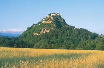 Burg Hochosterwitz, Kärnten, Østerrike.