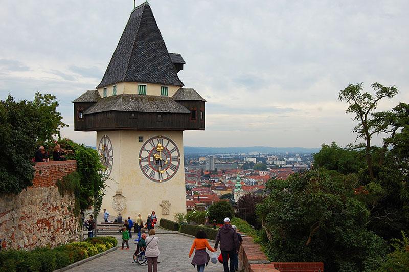 Fra Graz å vite