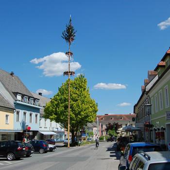 Våryr - Maistangen i Stainz, Steiermark, Østerrike.