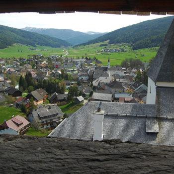 Historiske byer, Burg Mauterndorf, SalzburgerLand, Østerrike / Lungau-Obertauern-Radstadt