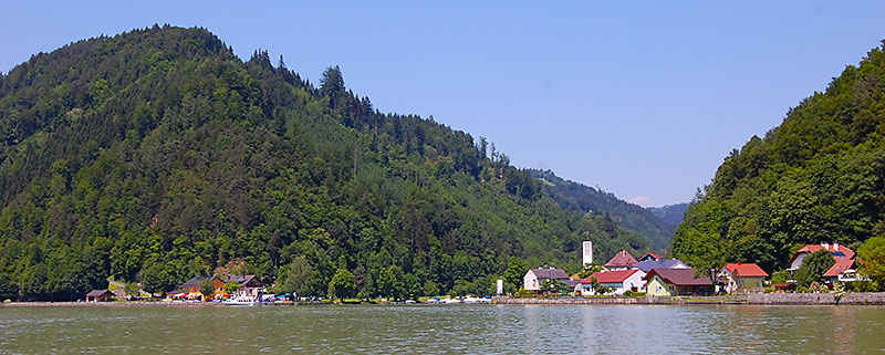 Obermühl, Oberösterreich, Østerrike - Zanderfilet