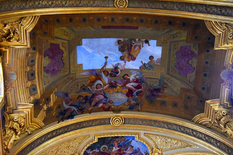 Jesuitenkirche, Det keiserlige Wien, Østerrike