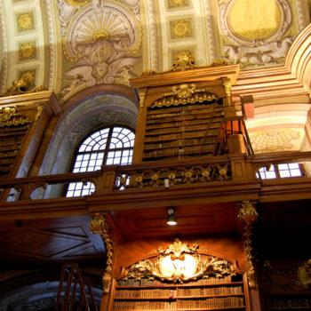 Østerrikes nasjonalbiblioteket, Wien, Østerrike