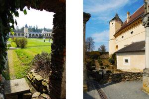 Schloss Rosenburg, Niederösterreich, Østerrike