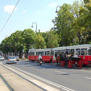Ringstrasse, Det keiserlige Wien, Østerrike