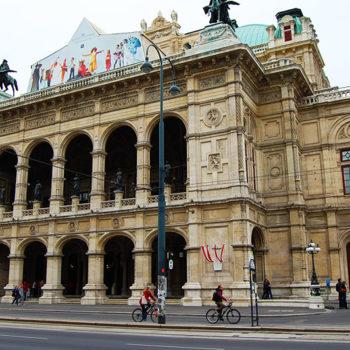 Wiener Staatsoper, Det keiserlige Wien, Østerrike