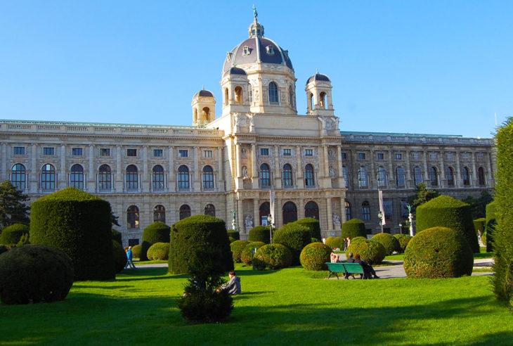Naturhistorisk museum, keiserlige Wien, Østerrike