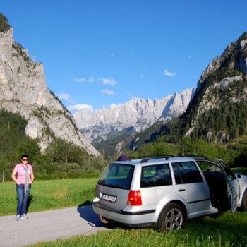 Østerrikes beste omveier - Nationalpark & Eisenstrasse, Steiermark