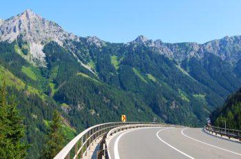 Veiavgifter - vignette, Østerrike
