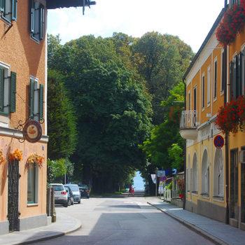 Mondsee, Salzkammergut, Østerrike - Mondsee & Attersee