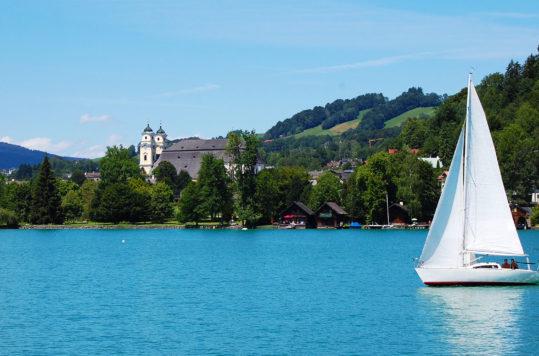 Mondsee & Attersee - Østerrikes beste omveier